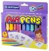 Obrázek Popisovače Centropen Airpens 1500 Pastel sada 10 ks